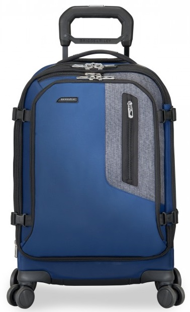 BU222SPX Briggs and Riley BRX Explore Domestic Carry-On Expandable Spinner