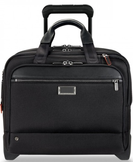Briggs & Riley @Work Medium 2-Wheel Expandable Brief KR420X