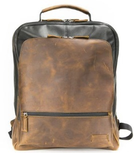 4044 Osgoode Marley Leather Byron Backpack